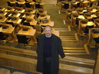 Me at LPS9, King's College, Aberdeen, October 2009