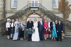 My Monfries Clan in the UK: at my second cousin's wedding, at Dalmahoy Castle, May 2011